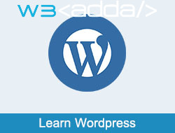 Wordpress tutorial w3schools tutorialspoint w3adda learn wordpress cms stopboris Images