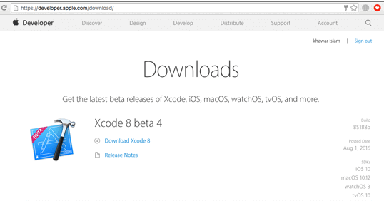 download-xcode-from-apple-website-for-ios-apps