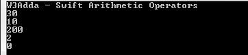 swift-arithmetic