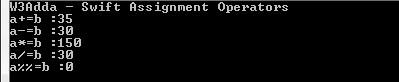 swift-assignment-operators