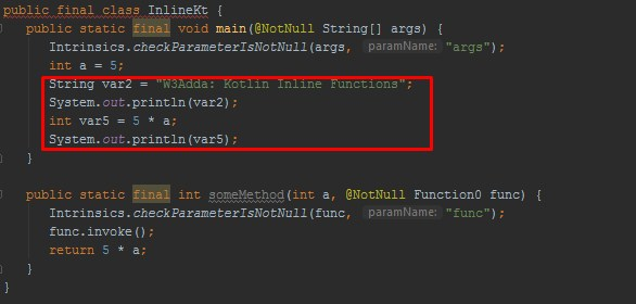 kotlin inline function 2