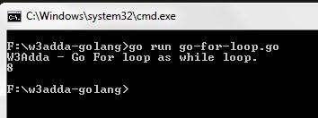go_for_loop_as_while_loop