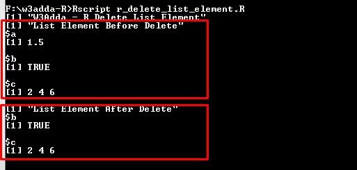 r_delete_list_element