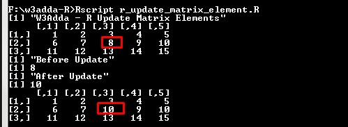 r_update_matrix_element