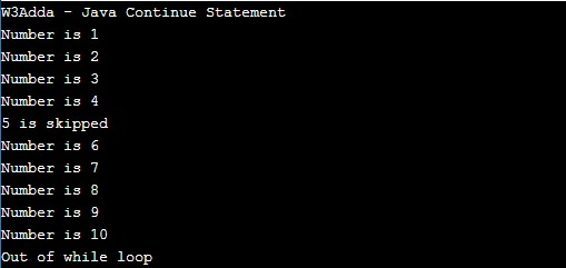java_continue_statement_example