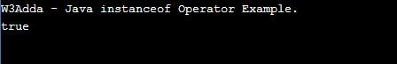 java_instanceof_operator_example