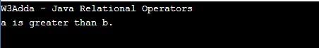 java_relational_operators_example