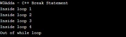 cpp_break_statement