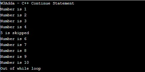 cpp_continue_statement_example