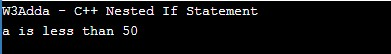 cpp_nested_if_statement