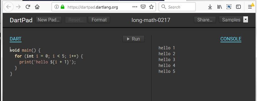 dart_dartpad_online_editor