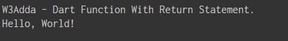 dart_function_with_return_statement
