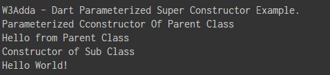 dart_parameterized _super_constructor_keyword_example