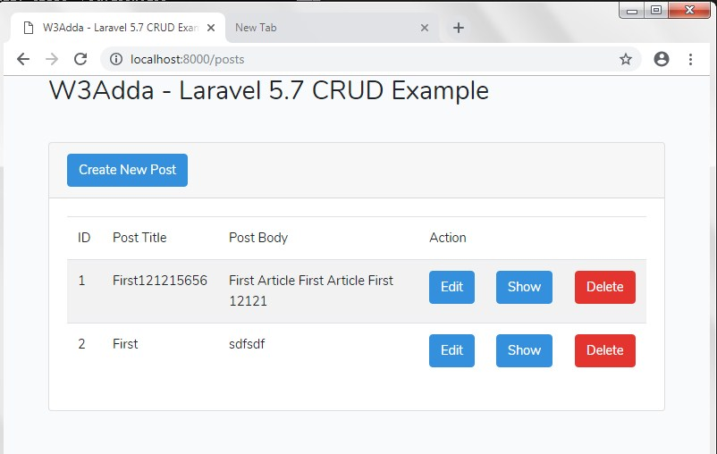 laravel_crud_tutorial_with_example_read_operation