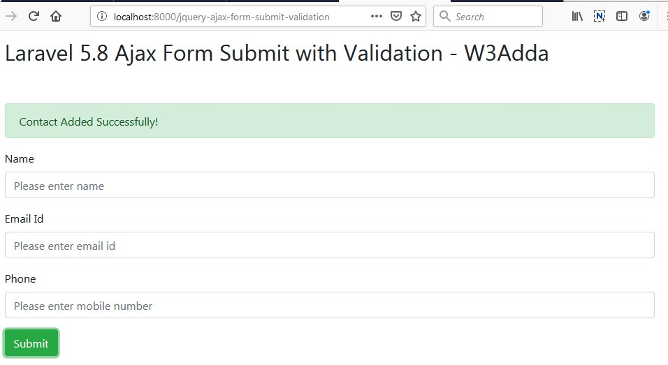 laravel-5-8-jquery-ajax-form-submit-with-validation-3