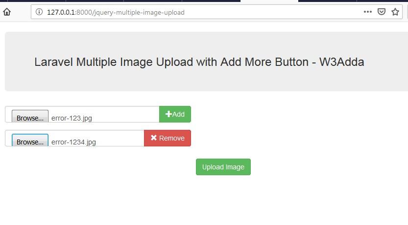 laravel-5-8-multiple-image-upload-add-more-button-2