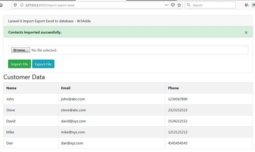 laravel-6-import-export-excel-file-in-database-3
